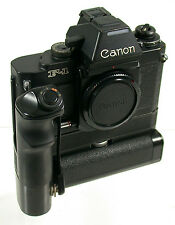 Canon f-1 New f-1n p Press rarest original Canon Factory Model!