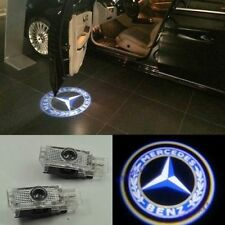 2 LED door courtesy laser projector light Mercedes Benz W203 C Class SLK CLK SLR