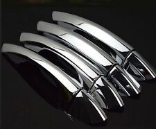 2013-2015 For Ford Fusion Side Door Handle Cover Trim ABS Chrome 8pcs