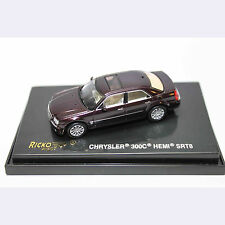 HO 1:87 RICKO 38662 2005 Chrysler 300C Hemi SRT8 - Dark Red