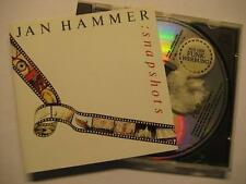 "JAN HAMMER ""SNAPSHOTS"" - CD"
