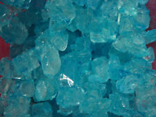 Blue Raspberry Rock Candy Old Fashion ON the String  2 Lbs Dryden & Palmer