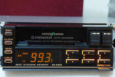 PIONEER KE-2323   Vintage car stereo Works Perfect. New in Box