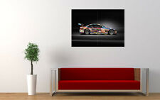 BMW M3 GT2 ART SIDE NEW GIANT LARGE ART PRINT POSTER PICTURE WALL