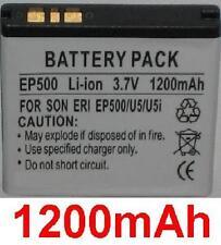 Batterie 1200mAh BGS010899 EP500 Pour Sony Ericsson Kurara