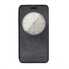 New PU Leather Flip Cover Shell Case for 5.5Inch Elephone P7000 Black