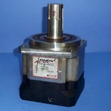 BAYSIDE 2600IN-LBS TORQUE 3800RPM 3:1 RATIO PLANETARY GEARHEAD, PS142-003 *WORN*