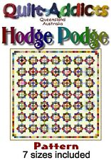 HODGE PODGE - MULTI SIZED Quilt-Addicts Patterns