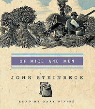 GCSE English Lit revision. Of Mice and Men by John Steinbeck (CD-Audio, 2003)