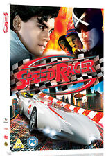 SPEED RACER - DVD - REGION 2 UK