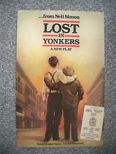 LOST IN YONKERS Window Card IRENE WORTH / KEVIN SPACEY / NEIL SIMON NYC 1991