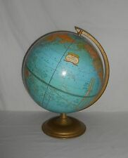 "Vintage George F. Cram's Imperial World Globe 38"" Diameter, 17"" H"