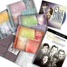Music Of Your Life Collection 9 CDs + DVD + Booklet Collection