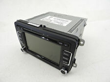 MK6 VW GOLF R GTI RCD-510 TOUCHSCREEN 6CD RADIO 1K0035180AF FACTORY OEM -612