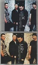 U2 - Stuck In A Moment You Can't Get Out Of - Deleted UK 6trk 2CD single set