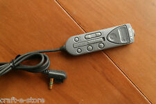 GENUINE New Sony MD Player Remote control RM-MZ3R