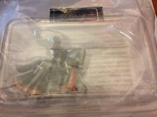 William Britain BLACK KNIGHT 41140 Mounted Medieval Knight Figure - New!