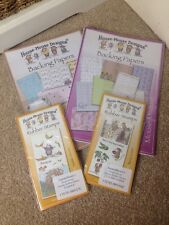 Joanna Sheen House Mouse Design Bundle Brand New Stamps Backing Papers