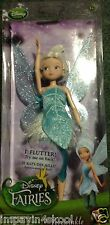 Disney Fairies Doll Secret of the Wings Periwinkle New Frost Fairy