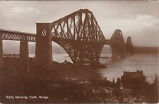 Early Morning, Forth Bridge, NORTH QUEENSFERRY, Fife RP