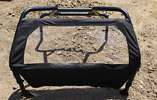2008-2014 POLARIS RZR 800, 800S XP900, XP4 900 570  UTV REAR WINDOW /  COVER