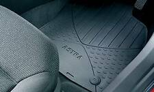 Genuine Vauxhall Astra H Rubber Floor Foot Mats Front Pair Protection 93199706
