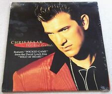 CHRIS ISAAK - 1991 SEALED SOUTH AFRICAN PRESS WICKED GAME WBC 1698 LP VINYL
