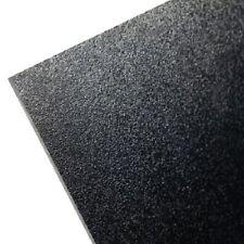 "BLACK KYDEX T PLASTIC SHEET 0.028"" X 6"" X12"" VACUUM FORMING"