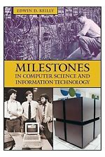 Milestones in Computer Science and Information Technology-ExLibrary