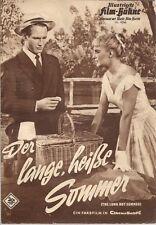IFB Nr. 4266 Der lange, heiße Sommer ( Paul Newman )