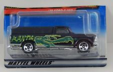 2000 HOT WHEELS '79 FORD F-150 #23 ATTACK PACK SERIES CUT CARD
