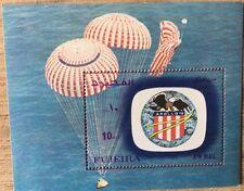 1972 Fujeira Space Apollo 16 Parachutes-Eagle MNH