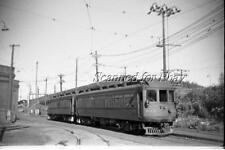 Montreal Southern Counties #604 Aug 55 S Lambert Quebec ORIGINAL PHOTO NEGATIVE
