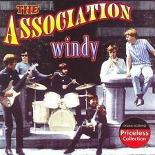 The Association: Windy And Other Hits NEW SEALED FLASHBACK LABLE 2003 CD