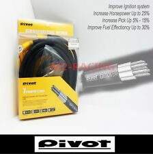 Japan Universal 7Power Core Battery Electronic Ground Earth Wire Grounding Cable