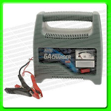 Maypole Battery Charger 6 Amp 12V  [MP7416]                                   2P