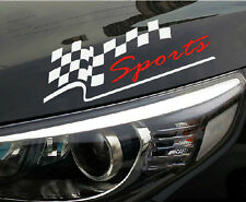 Sports Mind Decal Vinyl Car Stickers Headlight sticker SPORT auto accessories