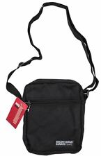 MONTANA CANS RED BAG - BLACK ZIPPED BAG - RED INNER