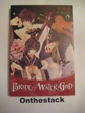 MANGA: Bride of the Water God Vol. 5 by Mi-Kyung Yun (Paperback, 2010)