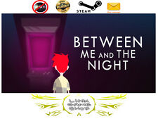 Between Me and The Night PC & Mac Digital STEAM KEY - Region Free