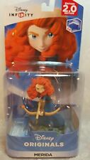 Disney Infinity Originals Merida Figurine  Brave  Red Head Edition 2.0 NEW