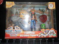 Biker Mice From Mars Throttle Action  Moto Figure from Mars Giochi Preziosi
