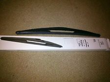 PEUGEOT 306 MK II WIPER BLADE - REAR SINCE RPO 08057 GENUINE PEUGEOT 642396