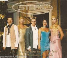 STEPS - It's The Way You Make Me Feel (UK 3 Trk CD Single)