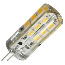 W6 10Pcs G4 3W 2835SMD 24 LED SILICONE CAPSULE REPLACE HALOGEN BULB LIGHT 12V