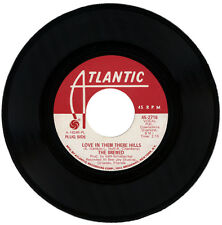 """THE BREWED  """"LOVE IN THEM THERE HILLS c/w I CAN'T TAKE NO MORE""""    DEMO   FUNK"""