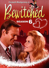 Bewitched - The Complete Sixth Season 6 (DVD, 2015, 3-Disc Set)