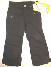Burton Sweetart Cargo Pants Girls Snowboard Ski Waterproof Insulated Black S