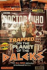 DOCTOR WHO MAGAZINE ISSUE 491 100 PAGE POSTERS PLANET OF THE DALEKS NEW SEALED