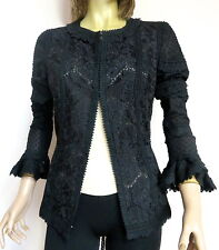 Andrew GN Atelier Lace Embroidered Jacket - Stunning!
